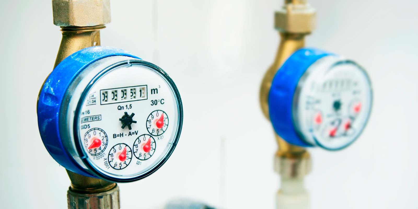 Sehr Berliner Wasserbetriebe - Unsere Wasserzähler im Überblick JM46